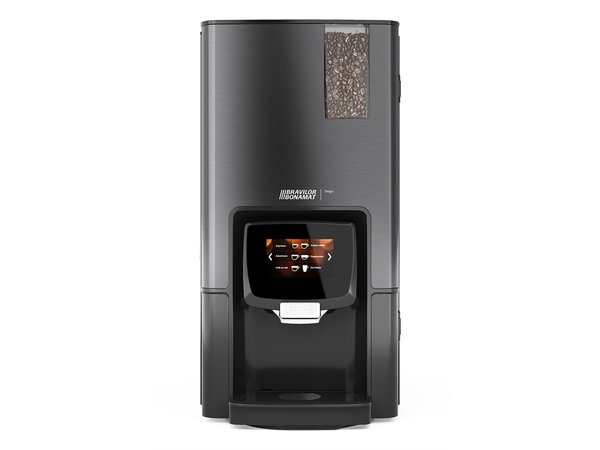 Bravilor Bonamat Sego Espressomachine | Volautomatisch | 3 Canisters | Touchscreen