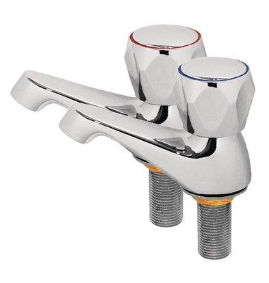 Vogue Vogue faucets with standard handle | per 2 pieces