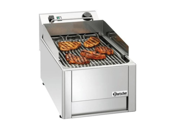 Bartscher SHOW MODEL   Water grill 40   Fast warm up time 400V   320x630x (H) 320mm