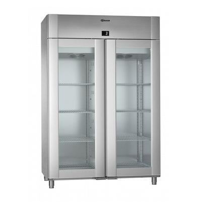 Gram Double door Catering Refrigerator | ECO PLUS KG 140 CCG L2 8N 4CS | 1400x905x (H) 2125mm