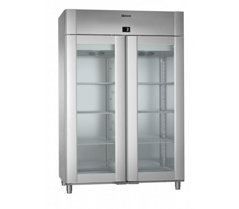 Gram Double door Catering Refrigerator   ECO PLUS KG 140 CCG L2 8N 4CS   1400x905x (H) 2125mm