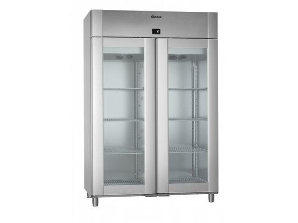 Gram Double door Catering Refrigerator | ECO PLUS KG 140 RAG L2 8N 4CS | 1400x905x (H) 2100-2125mm