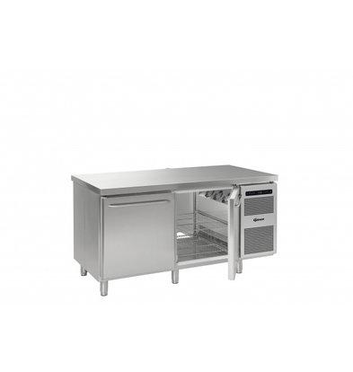 Gram Cold workbench 2 Doors | Pass-on model GASTRO K 1808 D CSG A DL DR L2 | 1700x870x (H) 885/950 mm