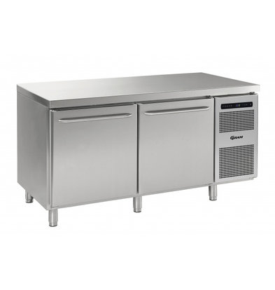 Gram Cold workbench 3 Doors   GASTRO M 1807 CSG A DL / DL / DR L2   1726x700x (H) 885/950 mm