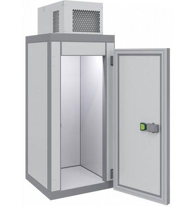 Combisteel Mini Cold Store | Complete Set | -5 / + 5 ° C | 1000x1000x (H) 2615mm