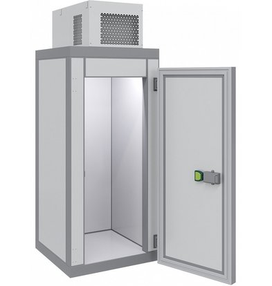 Combisteel Mini Vriescel | Complete Set | <-18°C | 1000x1000x(H)2615mm