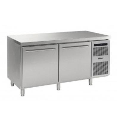 Gram Cold workbench 2 Doors | GASTRO M 1808 CSG A DL DR L2 | 1700x800x (H) 885/950 mm