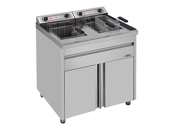 Stilfer Fryer Electric | 20 liters | With Mount | 700x400x (H) 900mm - Copy