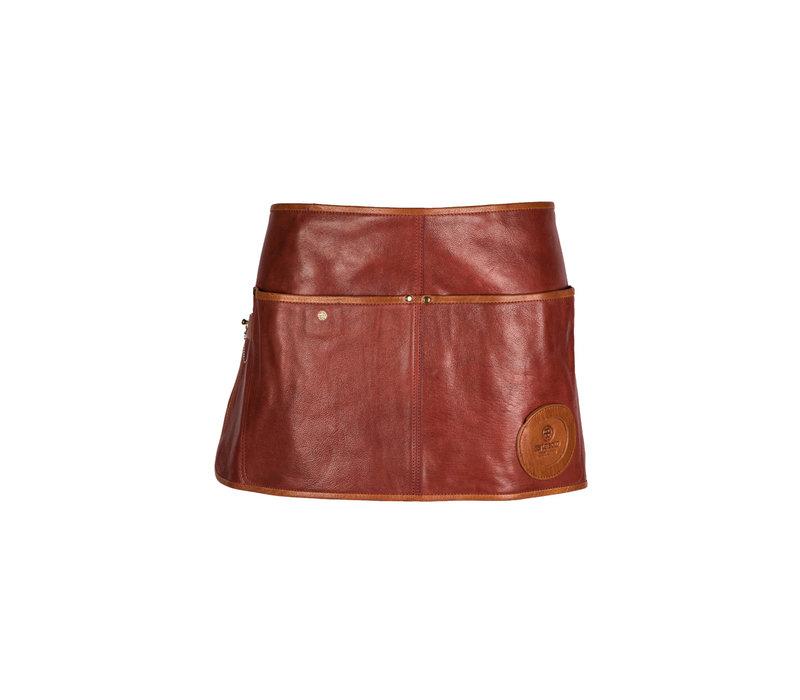 Pavelinni Leren Schort Minor Vintage | 620x(H)305mm | Beschikbaar in 3 Kleuren