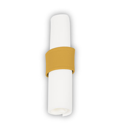 Pavelinni Servetring Classic met Klitteband | Ø40-60mm | Beschikbaar in 8 Kleuren | Per 10 Stuks