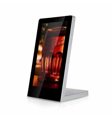 Mydisplays Digital Table Information Terminal | Full HD resolution Available in 2 sizes