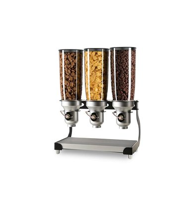 Lineoplus Free Flow Dispenser | 3x 5 Liter | 480x280x650mm