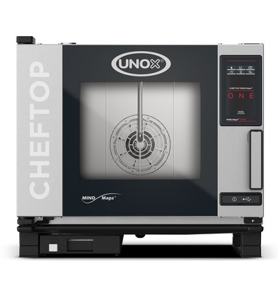 Unox Combisteamer One Electric Combi Oven | XEVC-0511-E1R | 5 x GN 1/1 | 400V | 750x773x675 (h) mm