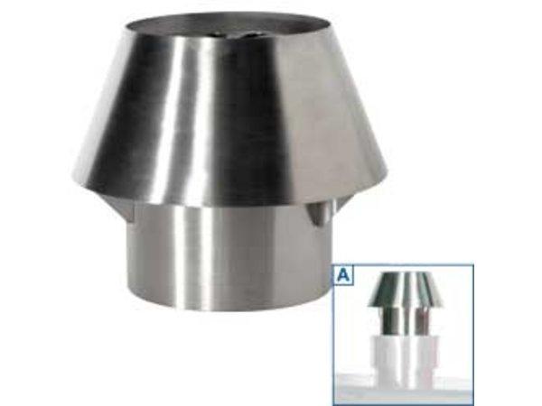 Diamond Stainless steel chimney cap (CBQ-120)