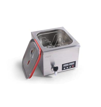 Saro Sous Vide GN2/3 | 0,5 kW | 360x402x(H)300mm