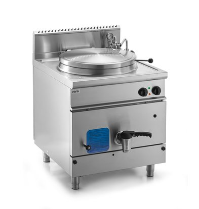 Saro Electric boiling kettle 113 liters | 13 kW | 800x900x (H) 850mm