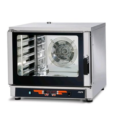 Saro Combisteamer with Display | GN Format | Suitable in 3 sizes