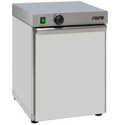 Saro Plate warmer | 30 Signs 0.4 kW | 400x460x (H) 570mm