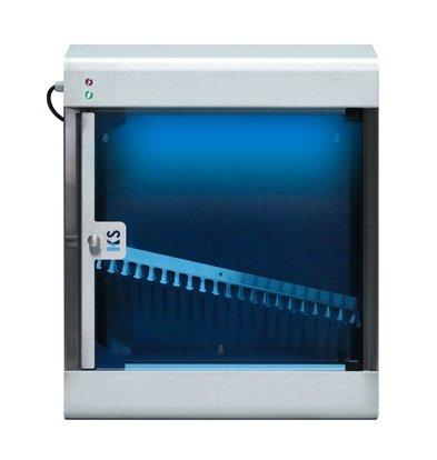 Saro Messensterilisator   Geschikt voor 20 Messen   496x145x(H)607mm