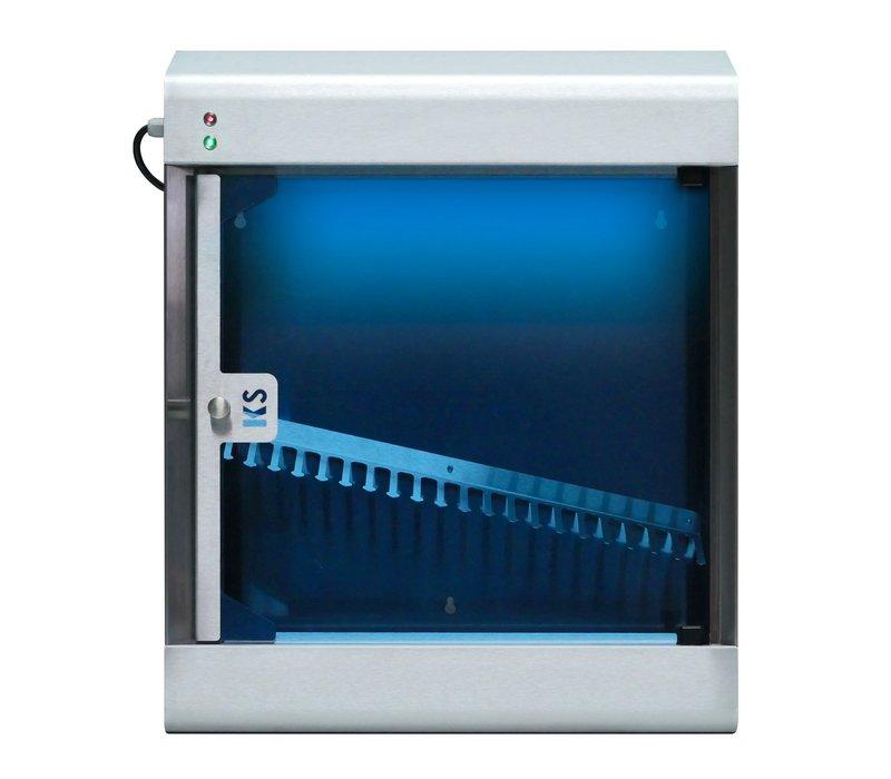 Saro Messensterilisator | Geschikt voor 20 Messen | 496x145x(H)607mm