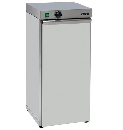 Saro Plate warmer | 60 Signs 0.75 kW | 400x460x (H) 570mm