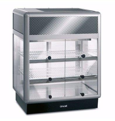 Lincat Koude Opzetvitrine | D6R/75S | Self Service | 750x650x(H)965mm
