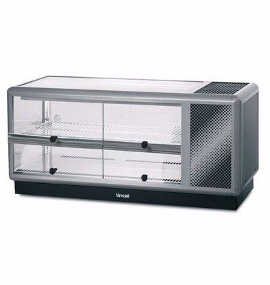 Lincat Koude Opzetvitrine | D5R/125S | Self Service | 1250x500x(H)575mm