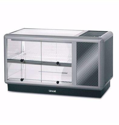 Lincat Koude Opzetvitrine | D5R/100S | Self Service | 1000x500x(H)575mm