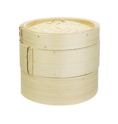 Vogue Bamboo Steamer 15cm
