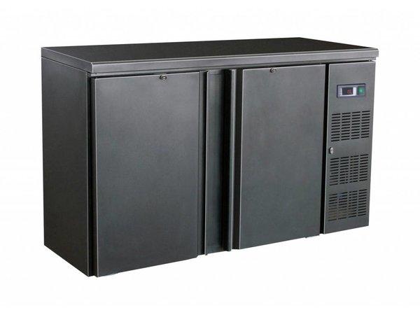 Combisteel Barkoelkast dubbele Blinde Deur - 350 liter - 1460x510x(h)860mm
