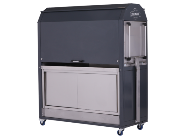 MultiWagon Coolrolly Basic | Multifunctional Mobile Pop-up Store | 1850x750x (H) 2040mm