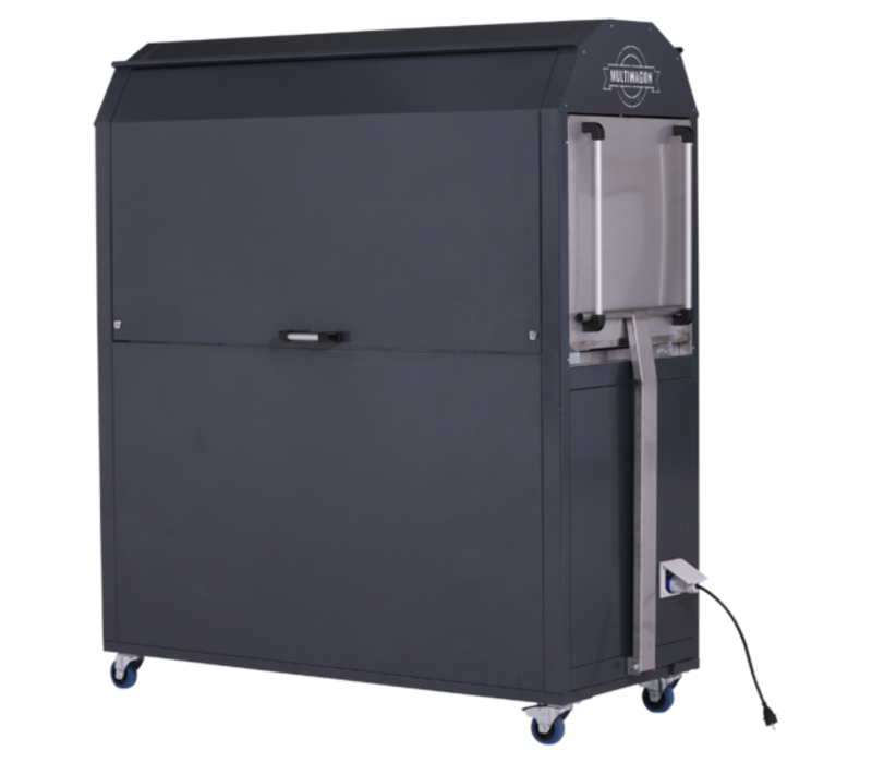 MultiWagon Coolrolly  | Multifunctionele Mobiele Pop-up Tap | 1850x750x(H)2040mm