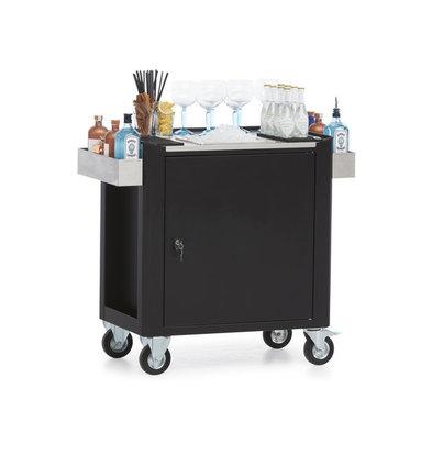 MultiWagon Serve Trolley Gin | Multifunctional Mobile Trolley | 790x490x (H) 900mm
