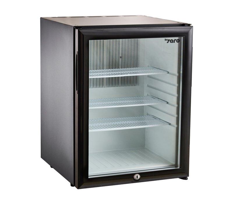 Saro Minibar MB 40 | Glass Door | 402x453x (H) 560mm
