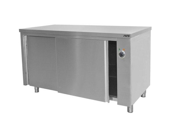 Saro Warmtekast | 3 kW | 30-90 Graden | 600mm Diep | Beschikbaar in 6 Lengtes