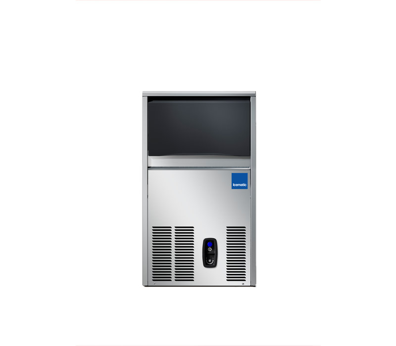 Saro Ice maker 24 kg / 24 hours | Storage 7 kg Air or water cooled