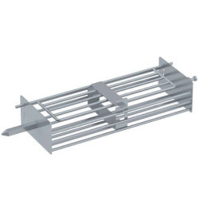 Diamond Closed spit for, rabbit, ribs, chicken legs, etc Suitable for the DIRVE / 2C-SBC