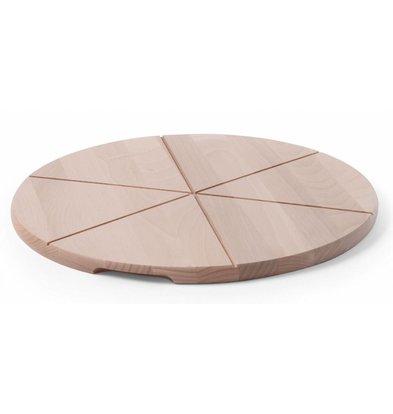 Hendi Pizzaplank beukenhout 450 mm