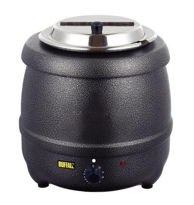 Buffalo Elektrische Soup Kettle - Grijs - 10 Liter - XXL Aanbieding