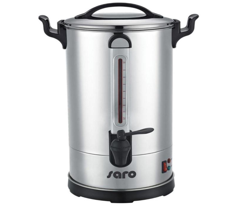 Saro SHOW MODEL | Percolator stainless steel Double walled 8.3 Liter | up to 60 cups XXL OFFER