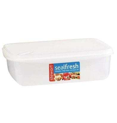 XXLselect Seal Fresh Voedseldoos / Broodtrommel | 6x14x20cm | 1 Liter