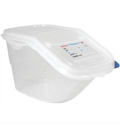 Araven Araven Voorraad Container | GN 1/3 | 39,5x20x(H)20cm | 7 Liter