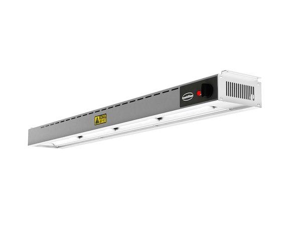 Combisteel Keramische Warmtestraler | 180x(H)90mm | Beschikbaar in 6 Breedtes