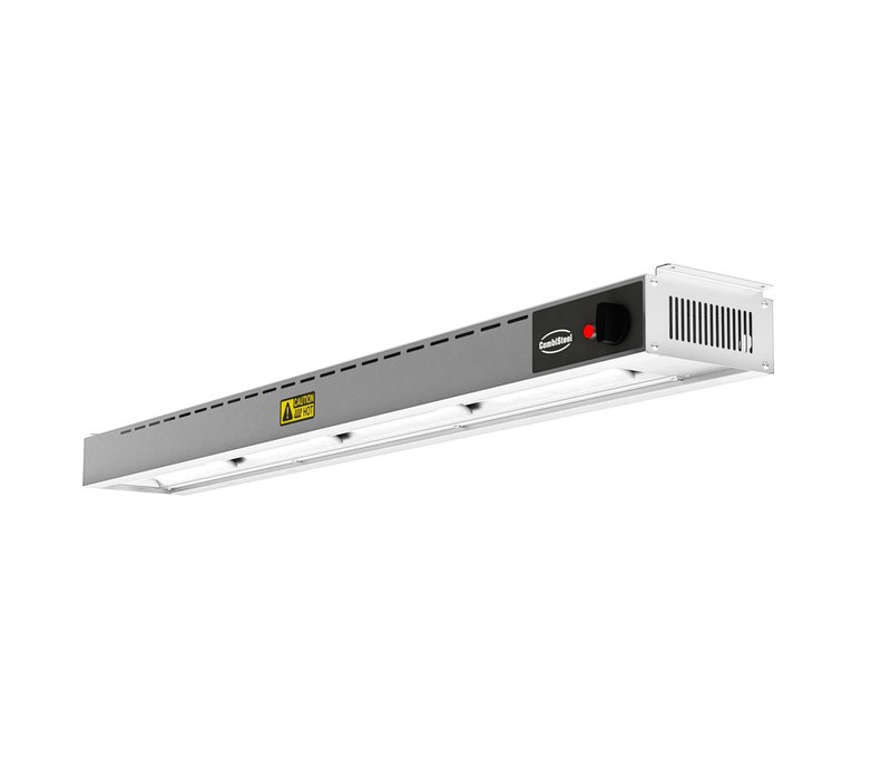 Combisteel Ceramic radiant heater 180x (H) 90mm | Available in 6 widths
