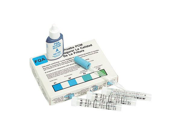 Emga Frituurvet/olie test-set | 6 tests