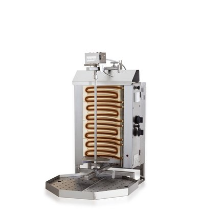 Combisteel Gyros Grill Electric | 4 Heat zones 7.6 kW | 440x550x (H) 870mm