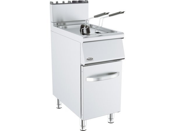 Combisteel Base 700 Gas Friteuse | 15 kW | 1x 15 Liter | 400x700x(H)900mm