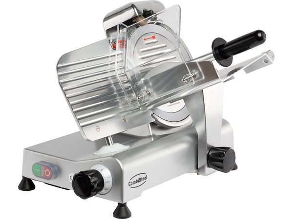 Combisteel Meat slicer Ø220mm | 0.12 kW | 479x398x (H) 404mm | XXL OFFER