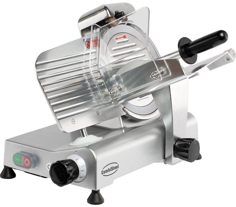 Combisteel Vleessnijmachine Ø220mm   0.12 kW   479x398x(H)404mm   XXL AANBIEDING