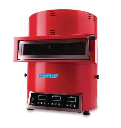 TurboChef TurboChef Pizzaoven Fire   Pizza's Ø356mm   230/400V   9 Liter   Verschillende Kleuren